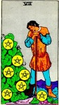 Seven of Pentacles - RWS