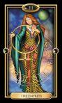 The Empress - Gilded Tarot