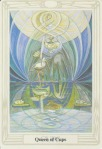 Thoth Queen of Cups